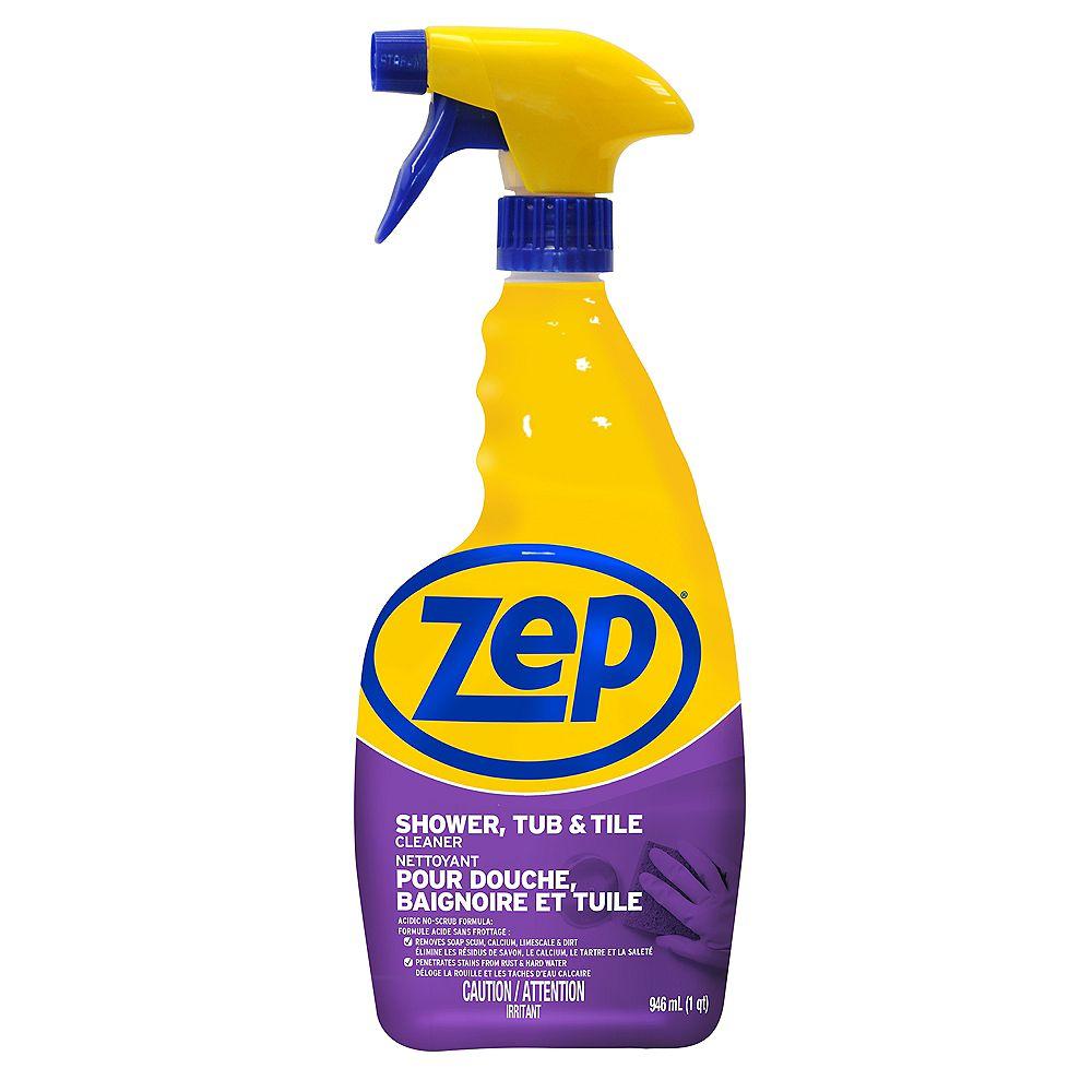 Zep Commercial 946 mL  Shower, Tub & Tile Cleaner