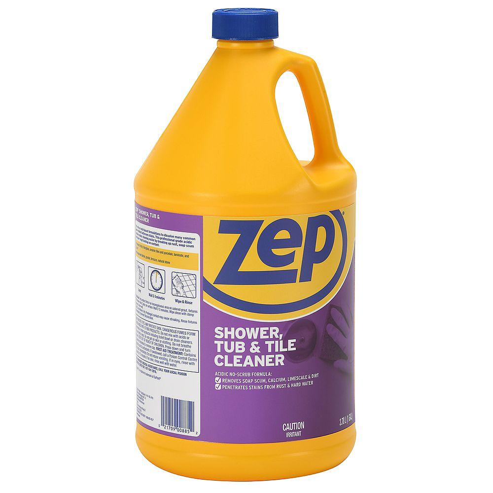 Zep Commercial 3.78 L Shower Tub & Tile Cleaner