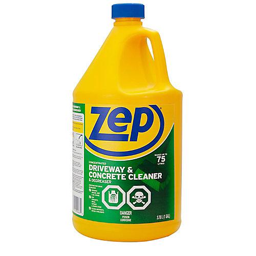 Zep Driveway & Concrete Cleaner 3.78L