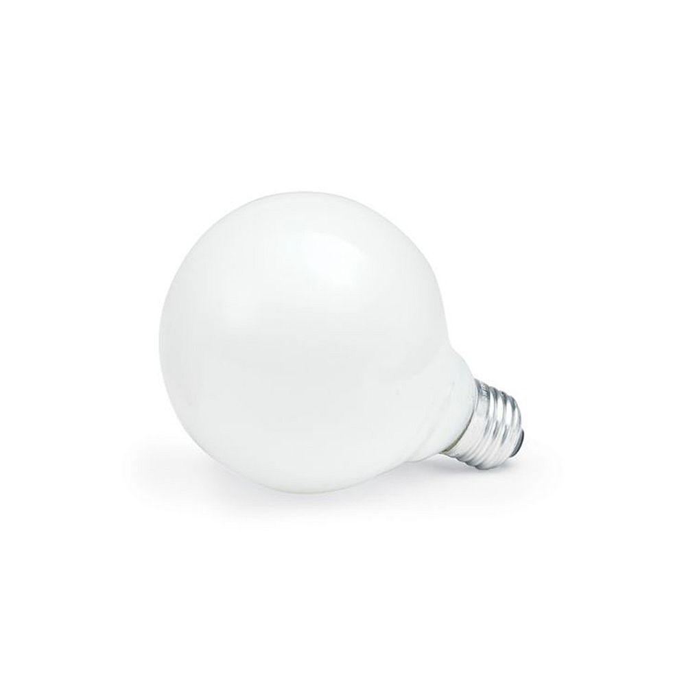 Philips DuraMax Globe 40 W Globe blanc G30 40 W  Culot moyen