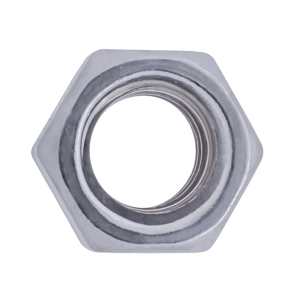Paulin 5/16-inch-18 18.8 Stainless Steel Finished Hex Nut - UNC