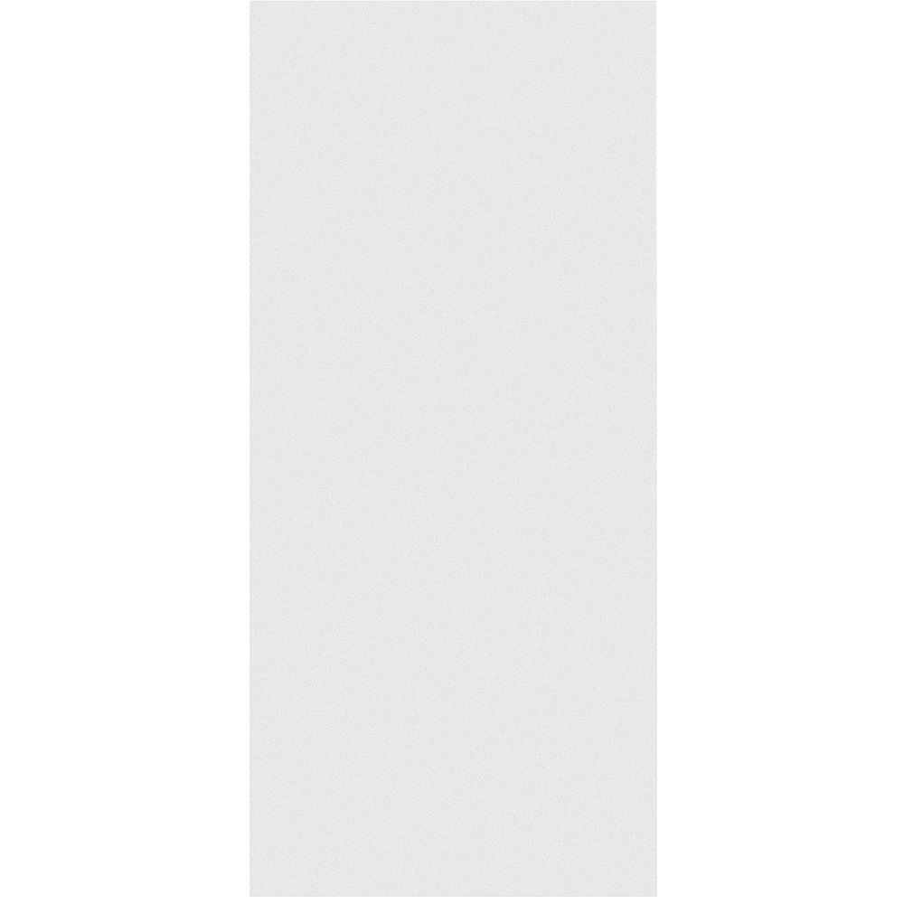 Masonite 36-inch x 80-inch Primed Hardboard Interior Door Slab