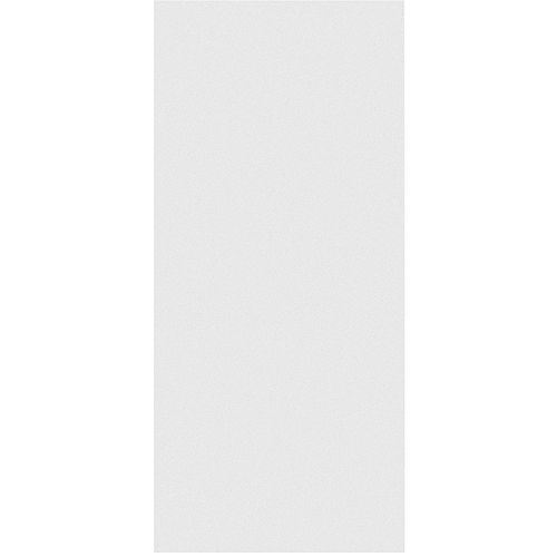 36-inch x 80-inch Primed Hardboard Interior Door Slab