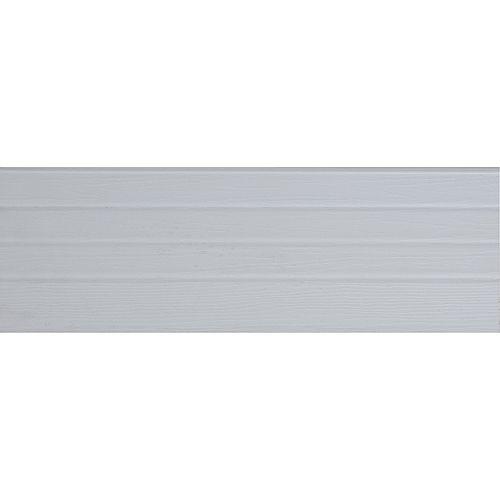Abtco Vinyl Fascia 8-inch White (Piece)