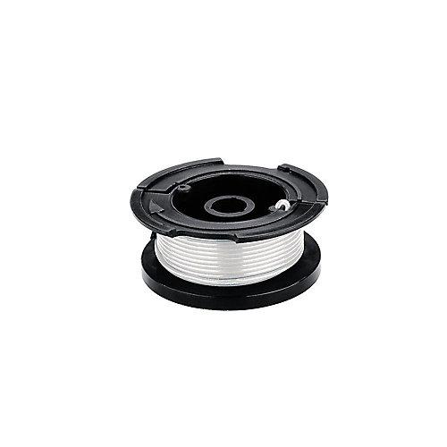 0,065 po x 30 pi. Bobine d'alimentation automatique AFS de remplacement pour tondeuse électrique à gazon à fils/bordurière/bordurière/ tondeuse à gazon électrique
