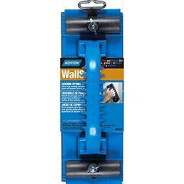 Ensemble de ponçage avec éponge pour cloison sèche WallSand Éponge de grande surface Grain Fin/Moyen