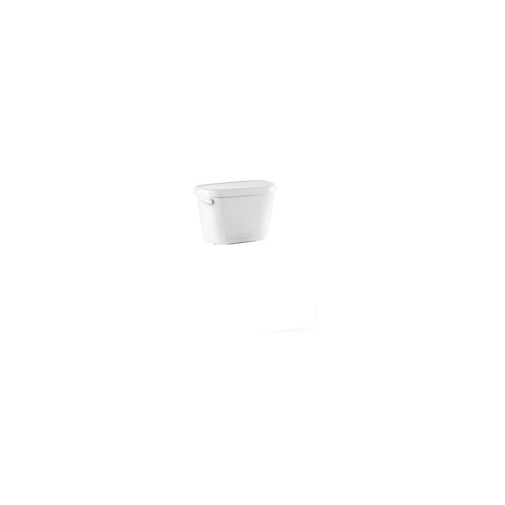 Crane Cranada Single-Flush Toilet Tank Only in White