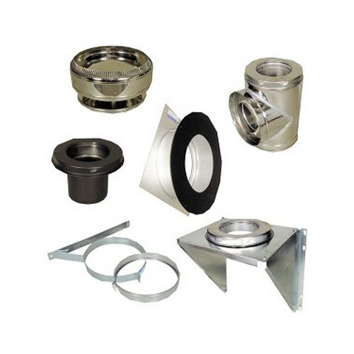 6-inch Wall Support Kit