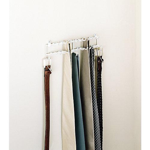 Door/Wall Tie & Belt Organizer