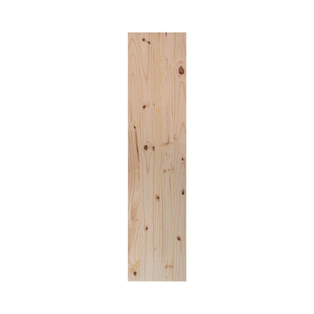 HDG 16 x 72 inch Laminated Whitewood Panel