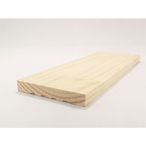 Finger Jointed Pine Door Jamb Set 11/16 Inches x 4-5/8 Inches - 36 Inches Header