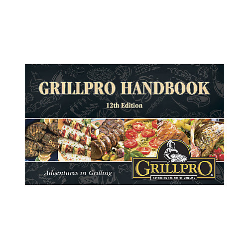 The Griller's Handbook (Version anglaise)