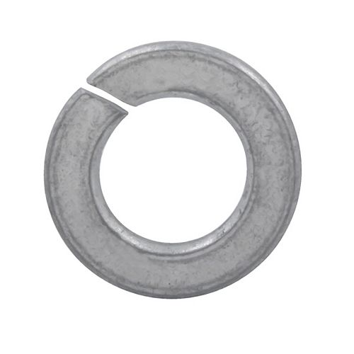 3/8-inch Regular Spring Lock Washers - Hot Dipped Galvanized