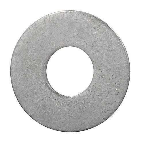 1/2 Rondelle plate de galvanises a chaud