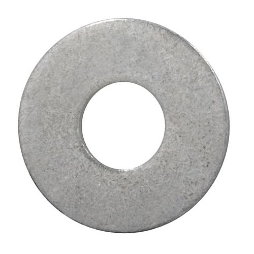 1/2-inch Bolt Size Flat Washers - Hot Dipped Galvanized