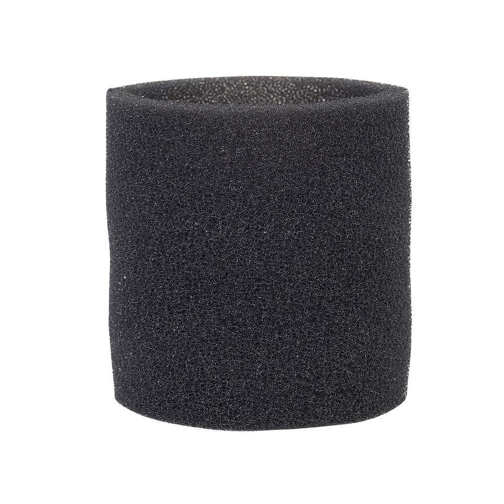 Multi-Fit Filtre à manchon en mousse pour aspirateurs secs/humides Shop-Vac