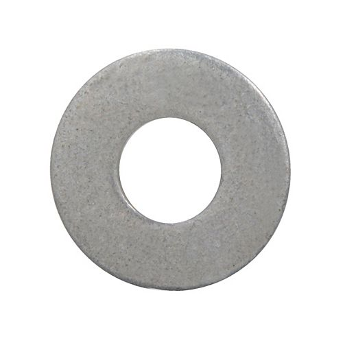 5/16-inch Bolt Size Flat Washers - Hot Dipped Galvanized