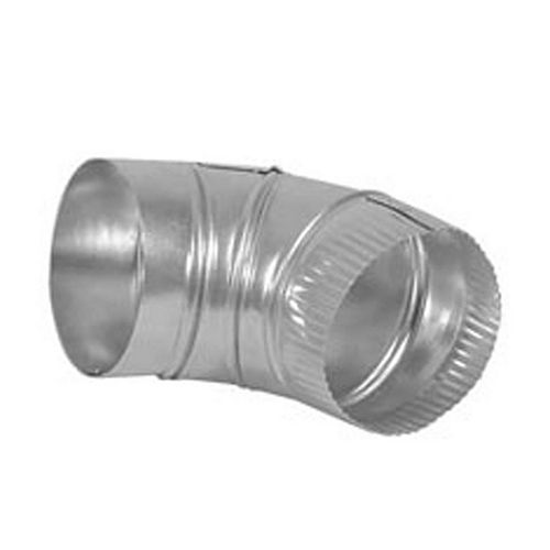 Aluminum Adjustable Elbow 4 inch