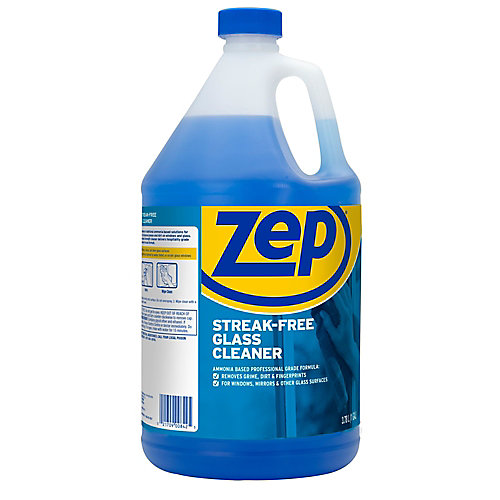 Zep Glass Cleaner Refill 3.78L