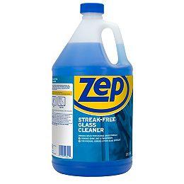 Recharge de nettoyant Zep pour verre 3,78 L