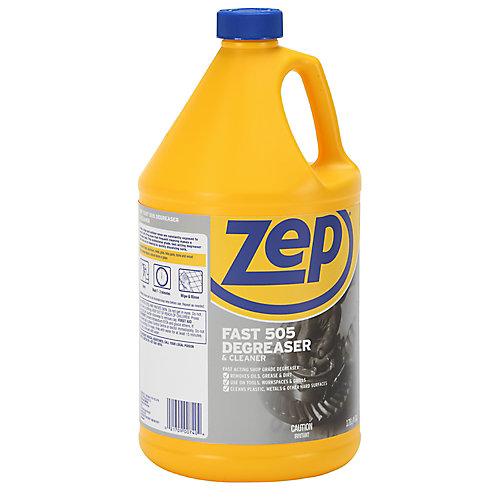 Nettoyant et dégraissant Zep Formule 505 3,78 L