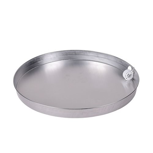 26 inch  Alum Water Heater Pan
