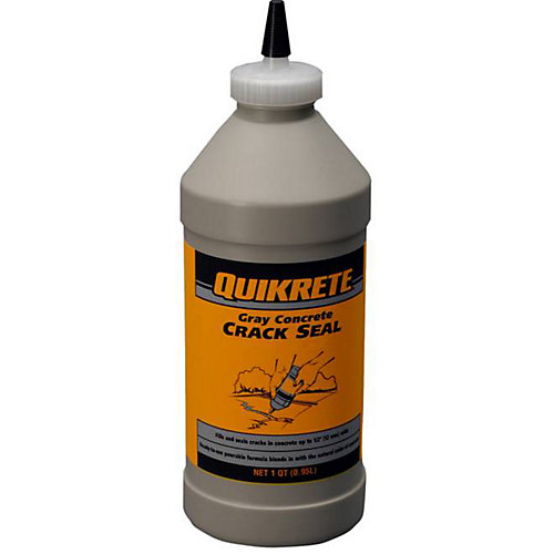 Grey Concrete Crack Seal 946ml