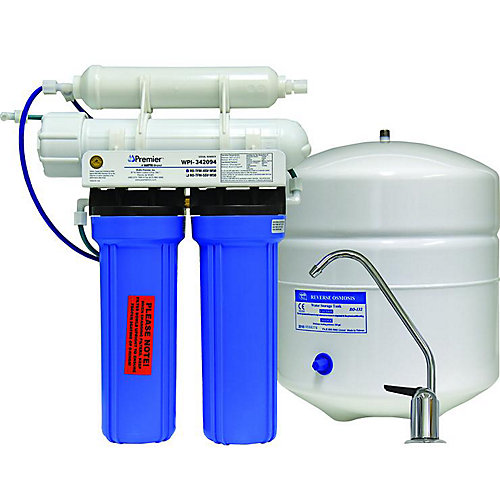 4-Stage Reverse Osmosis System