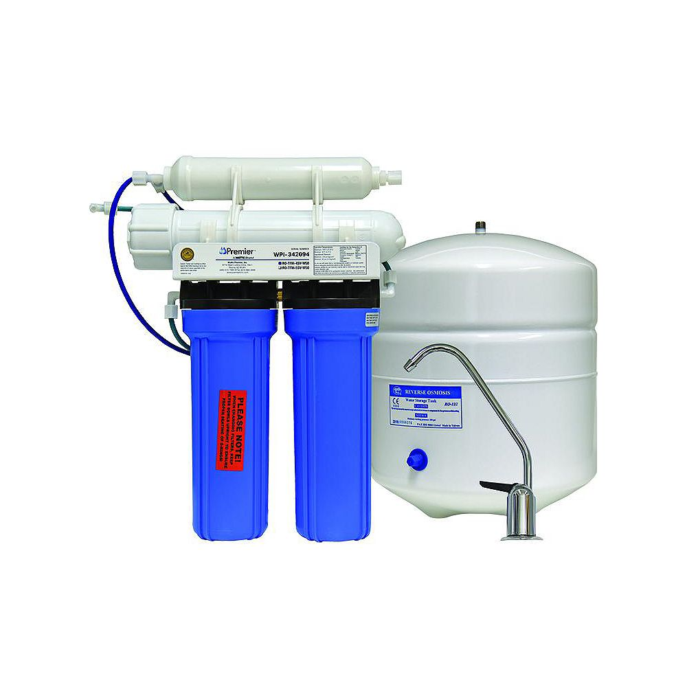 Watts 4-Stage Reverse Osmosis System