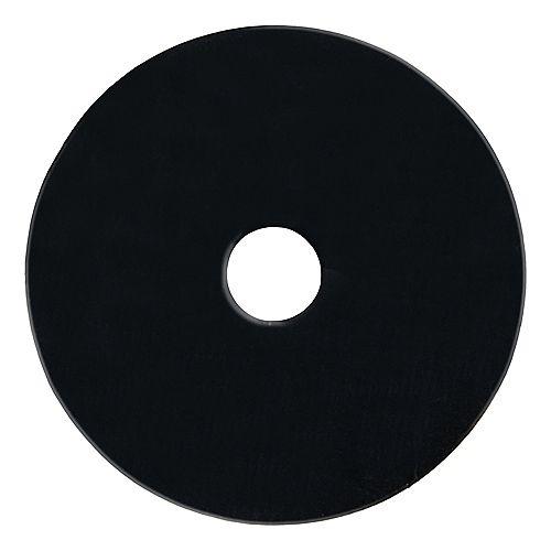3/8 ID - Rondelle en caoutchouc de 2 pouces de diamètre extérieur (1/16 de pouce d'épaisseur)