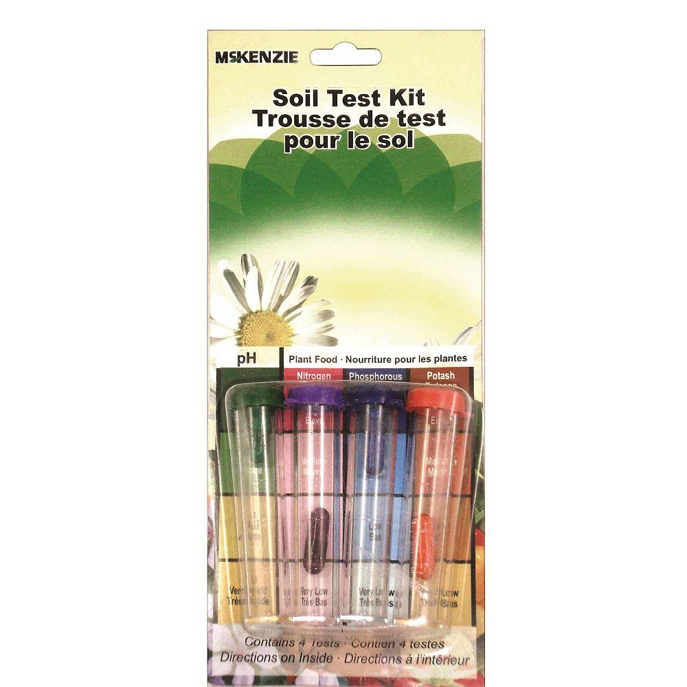 McKenzie Soil Test Kit
