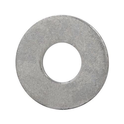 3/8-inch Bolt Size Flat Washers - Hot Dipped Galvanized