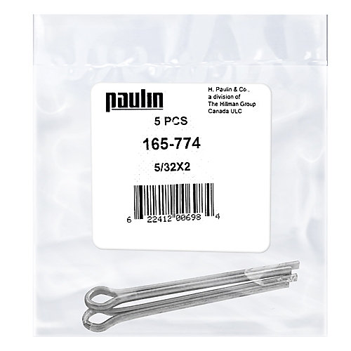 5/32x2 Cotter Pin Plated 5P