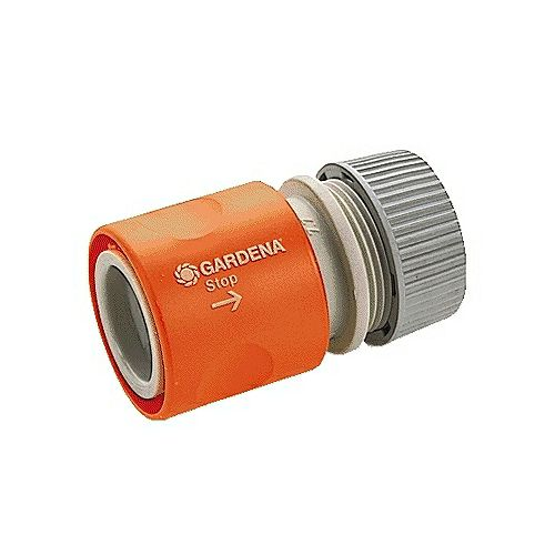 GARDENA Classic 1/2-inch Hose repair Connector & Waterstop