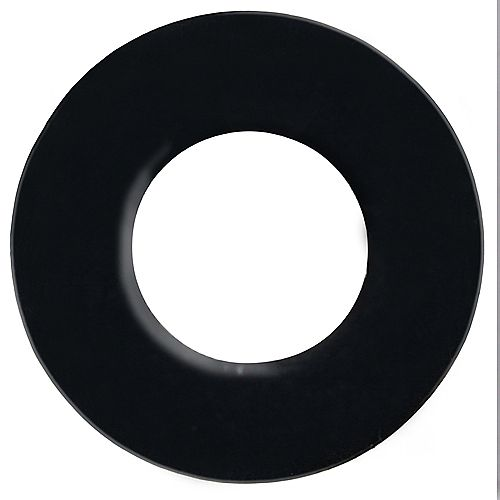 1/4 ID - 1/2 OD-inch Rubber Washer (1/16-inchThick)