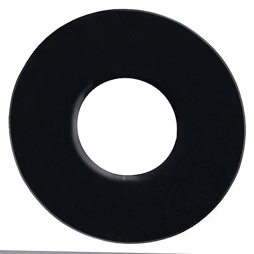 3/8 ID - 7/8 OD-inch Rubber Washer (1/16-inchThick)