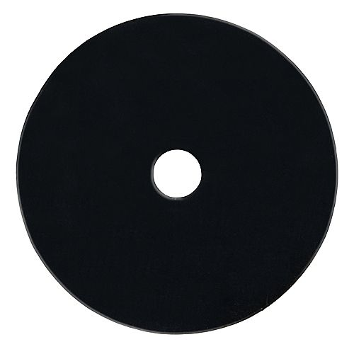 3/16 ID - 1-1/4 OD-inch Rubber Washer (1/16-inchThick)