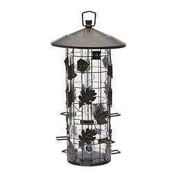 Mangeoire à oiseaux sauvages contre écureuils Perky-Pet 8 III