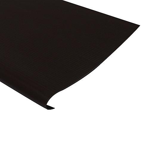 Giron d'escalier en vinyle avec nez