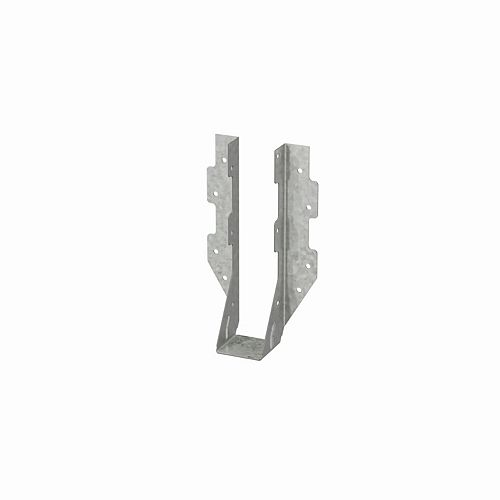 LU Galvanized Face-Mount Joist Hanger for 2x8