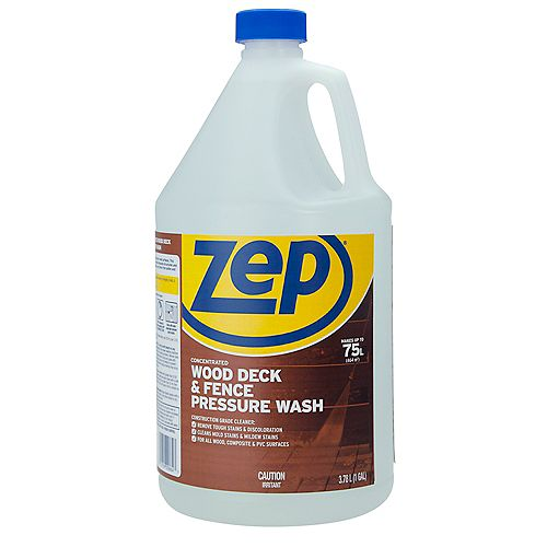 Deck and Fence Cleaner