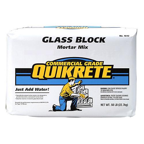 Glass Block Mortar 22.7kg