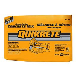 30kg Ready-to-Use Concrete Mix