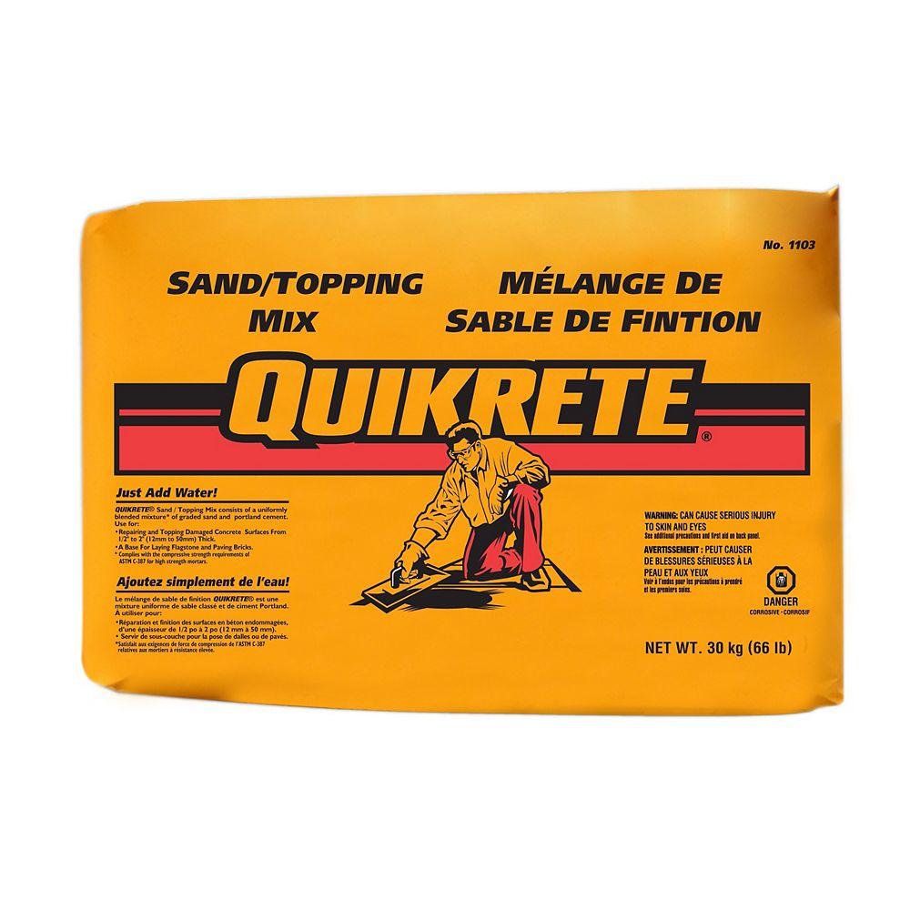 Quikrete Mélange de sable 30kg