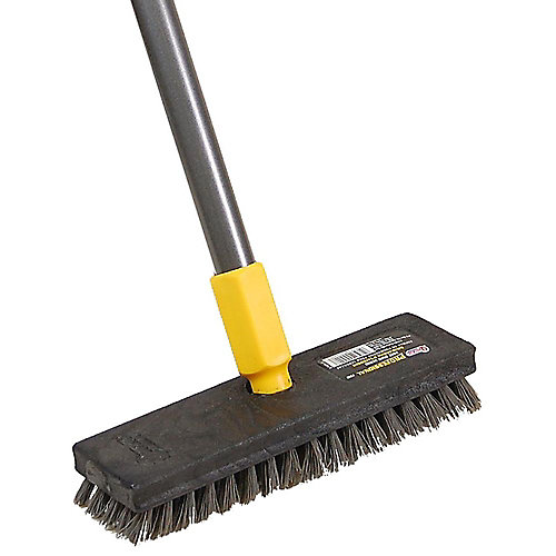 Professional Pool and Deck Scrub Brush