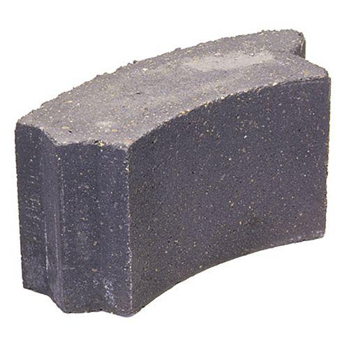 39 lb. BBQ Block in Charcoal