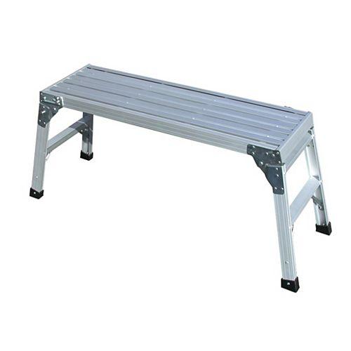 20-inch Aluminum Work Platform