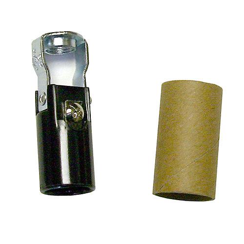 """Douille de petit culot - 2 3/16 """"(5.6cm)"""