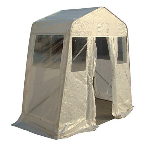 4 ft. x 8 ft. Sunrise Entrance Shelter