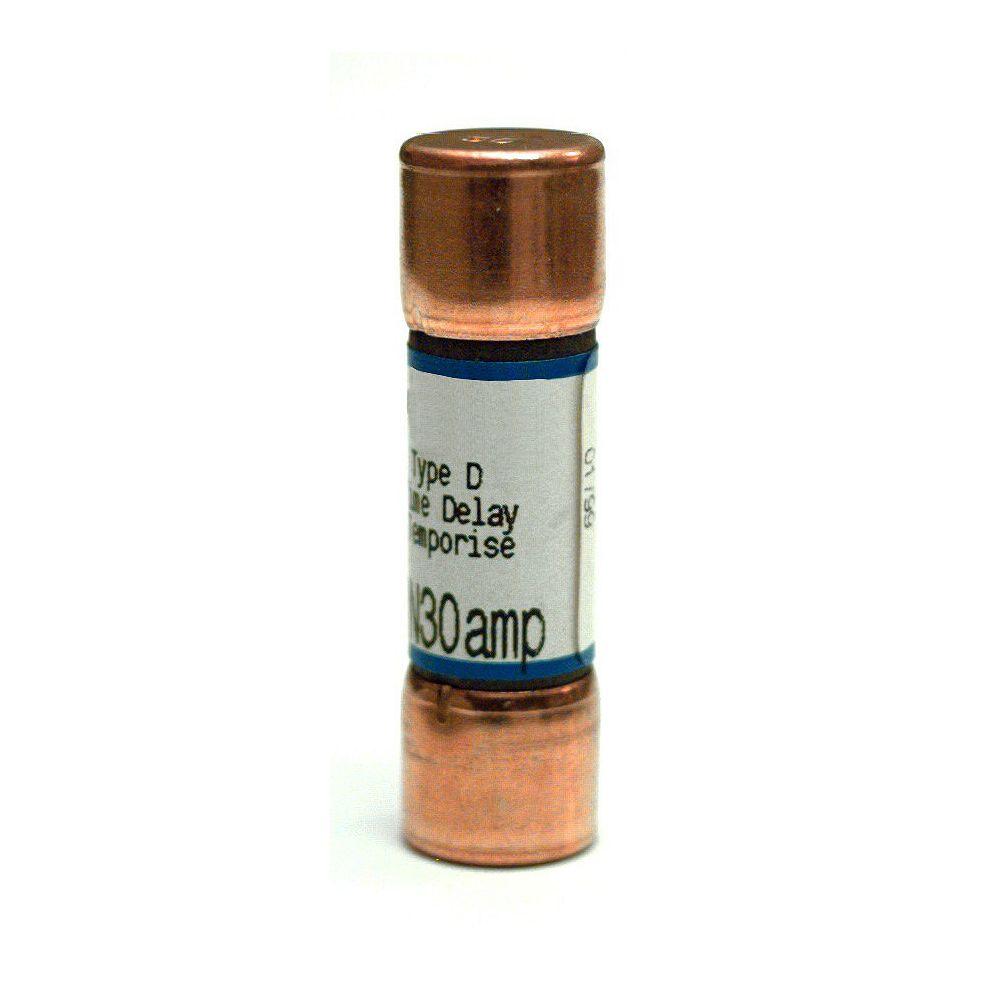 Leviton 30 Amp CRN Cartridge Fuse